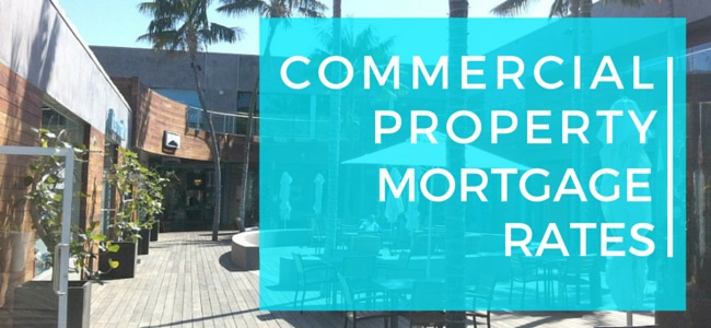 What is a Commercial mortgage?