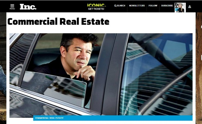 Inc. Magazine commercial real estate