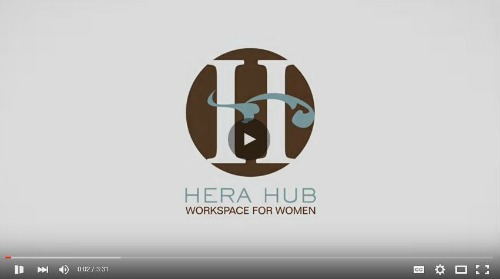 Hera Hub offers office space for women