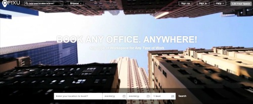 Find office space in London and around the world