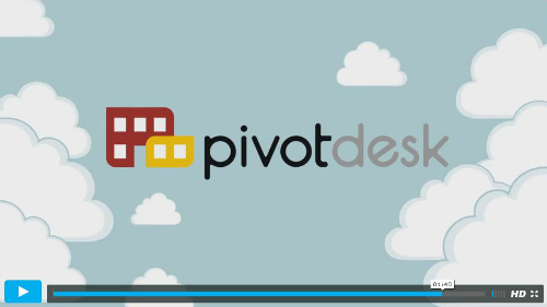 Use Pivot Desk to rent shared office space