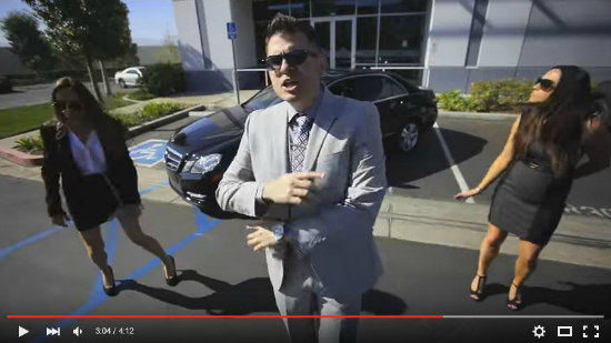 Amazing real estate ads from Los Angeles real estate brokerage