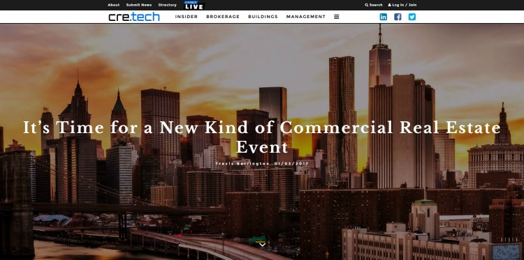 cre.tech commercial real estate