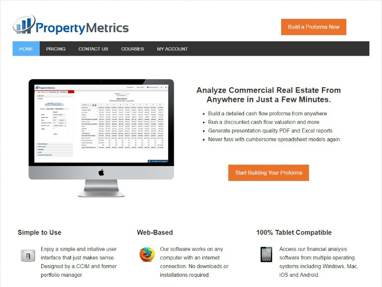 property metrics commercial real estate blog